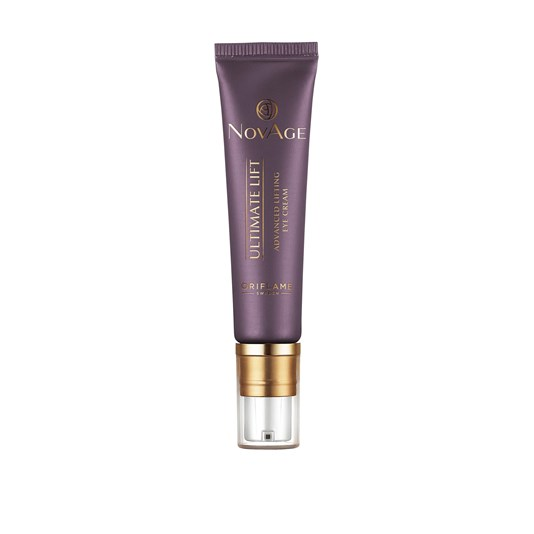 Ultimate Lift Crema Contorno de Ojos Anti-Arrugas Reafirmante Efecto Lifting